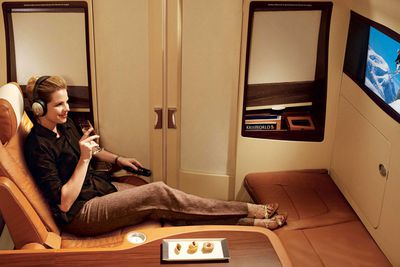 <strong>Singapore Airlines</strong>