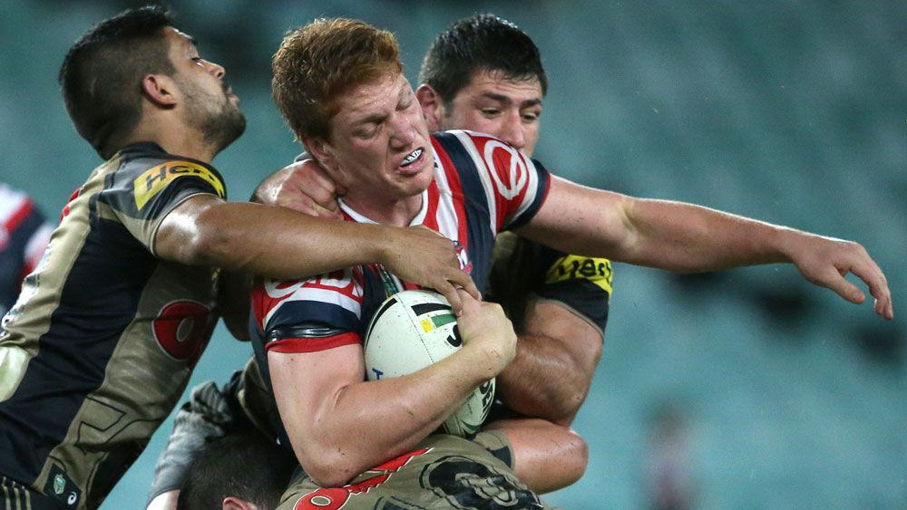 I'm being targeted by NRL refs: Napa