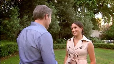 Harry and Meghan ITV documentary South Africa