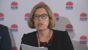 NSW Chief Health Officer Dr Kerry Chant said a new mutation of the virus spreading through the UK has been detected in hotel quarantine in NSW.