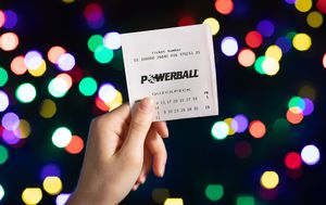 Powerball: Sydney woman in her 20s wins $60 million jackpot prize with single ticket