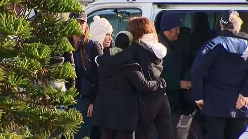Family and friends have been devastated to learn three men drowned in Port Phillip Bay. (9NEWS)