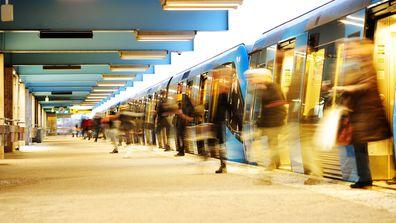 Train station