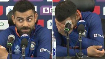 Kohli bristles over India's selection 'mistake'