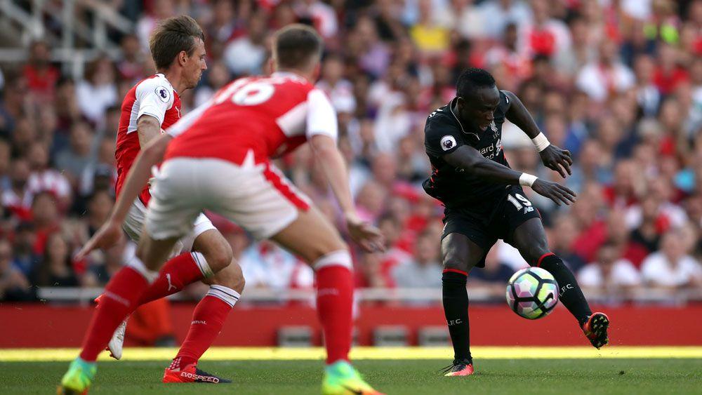 Liverpool goal rush stuns Arsenal