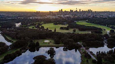 Centennial Parklands, Sydney and Randwick