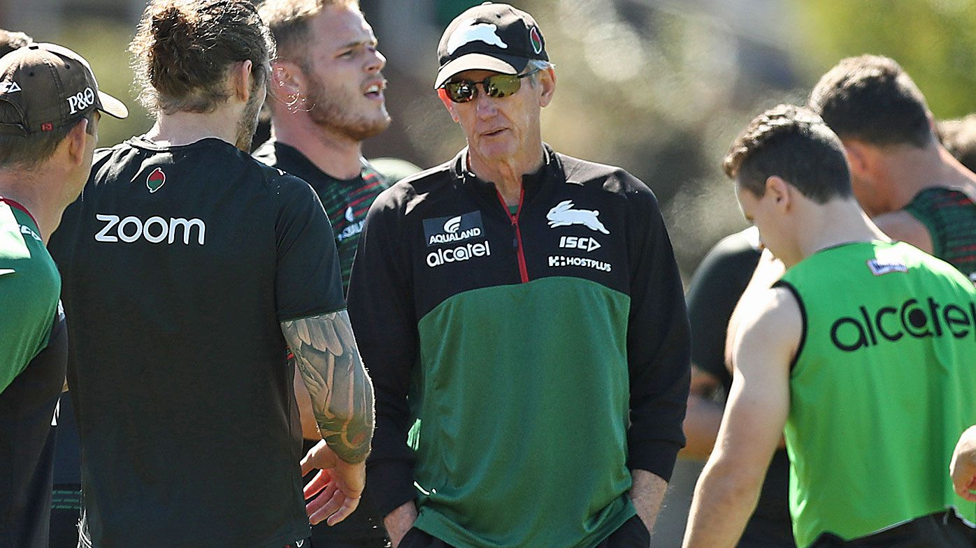 Rabbitohs super-coach Wayne Bennett set for NRL history against Canberra