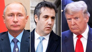 Trump lawyer Michael Cohen considered giving the penthouse of a proposed Trump Tower in Moscow to Russian President Vladimir Putin, claims one business associate.