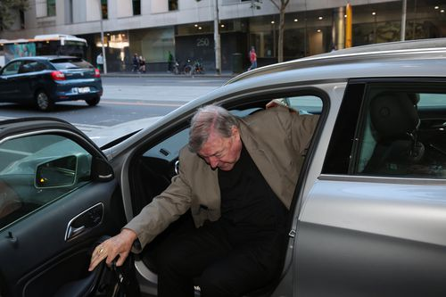 Pell, 76, has been charged with multiple historical sex offences involving multiple complainants. (AAP)