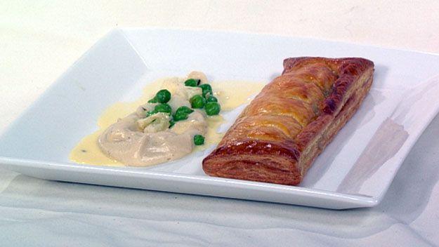 Salmon croustada