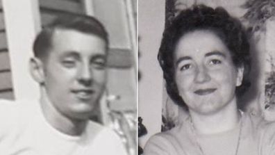 High school sweethearts reunite and marry after nearly 70 years apart