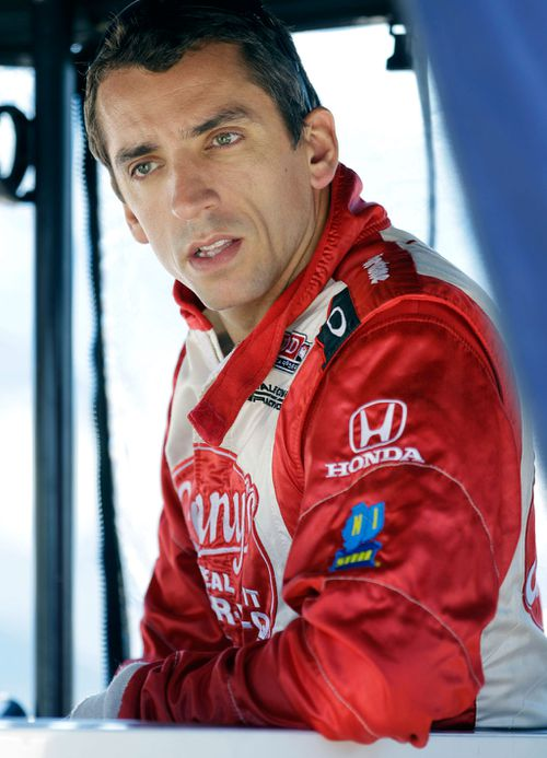 IndyCar driver Justin Wilson dies after being hit by debris during race