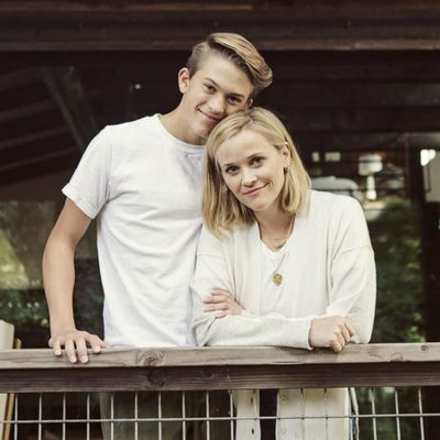 Reese Witherspoon and Deacon Phillippe