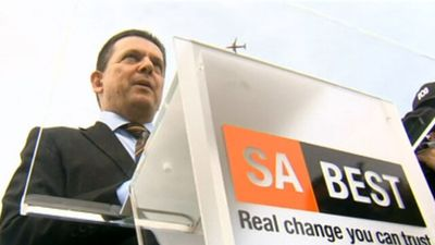 Xenophon preferred SA premier: poll