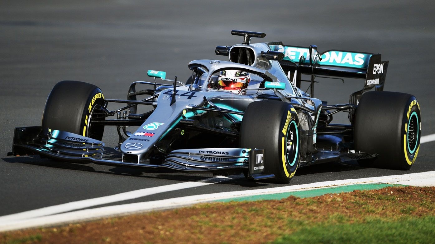 Lewis Hamilton hungry for more F1 championship glory in new Mercedes