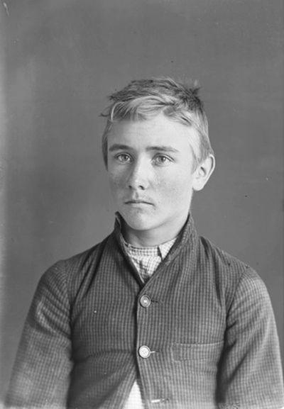 Arthur Astill: Dubbo Jail, 1893