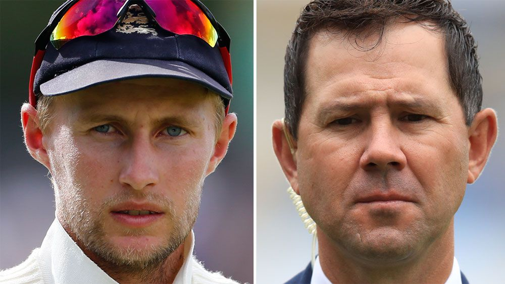 Former Australian captain Ricky Ponting has branded English skipper 'soft' and a 'little boy' over Ashes defeat