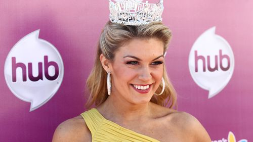 Dozens of ex-Miss Americas say CEO should quit