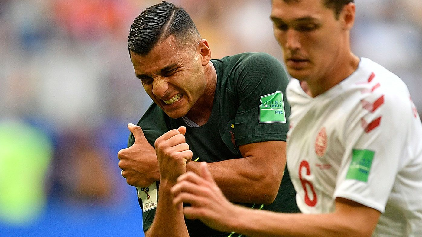 Socceroos: Andrew Nabbout insists his World Cup isn't over