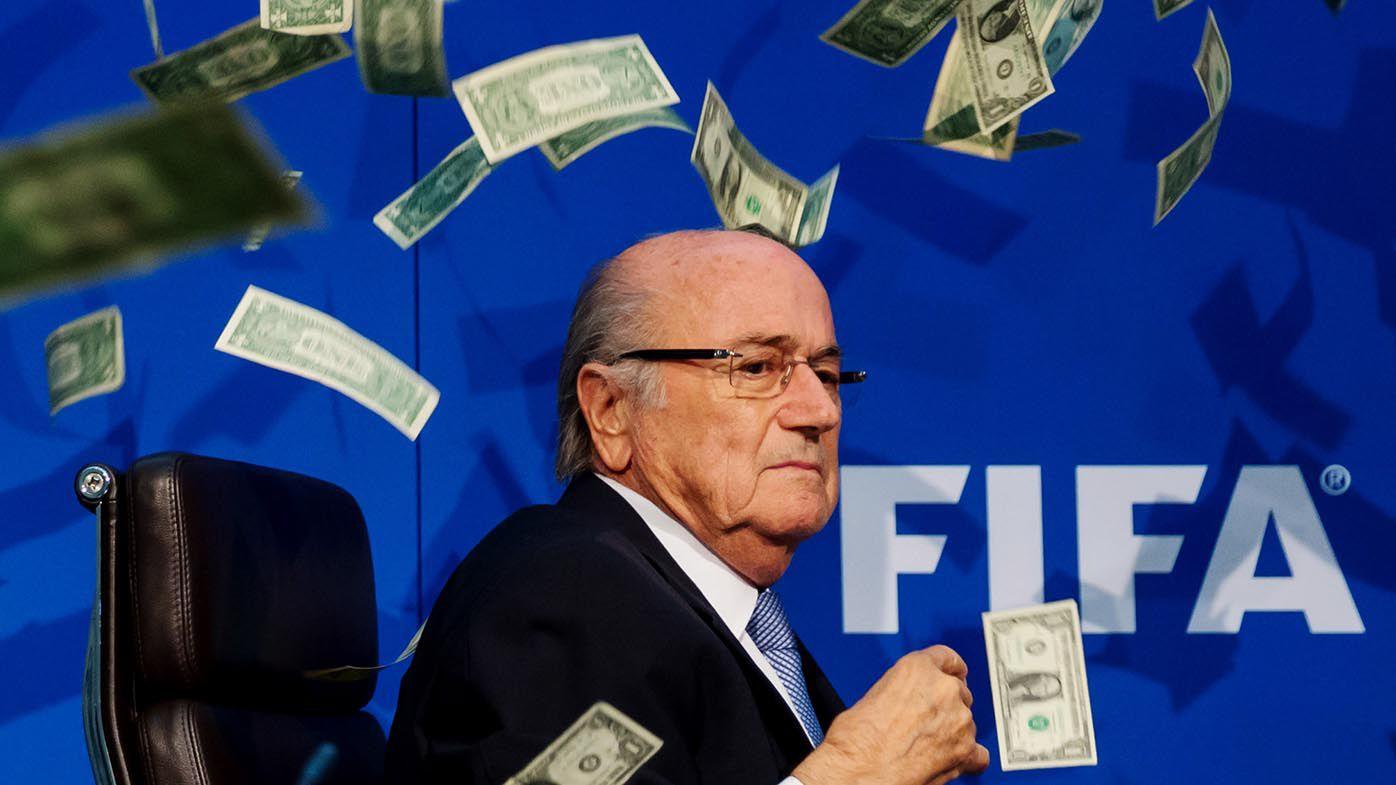 FIFA criminal complaint against Sepp Blatter over 'suspicious' $664m museum project