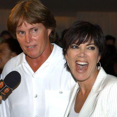 On ex-wife Kris Jenner