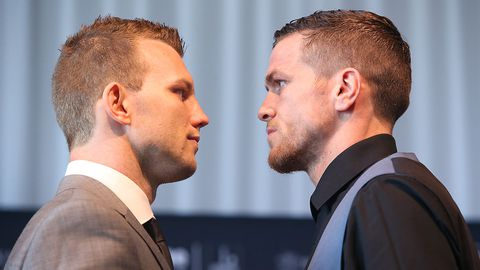 Jeff Horn and Gary Corcoran