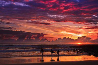 <strong>Burleigh Beach, Gold Coast</strong>