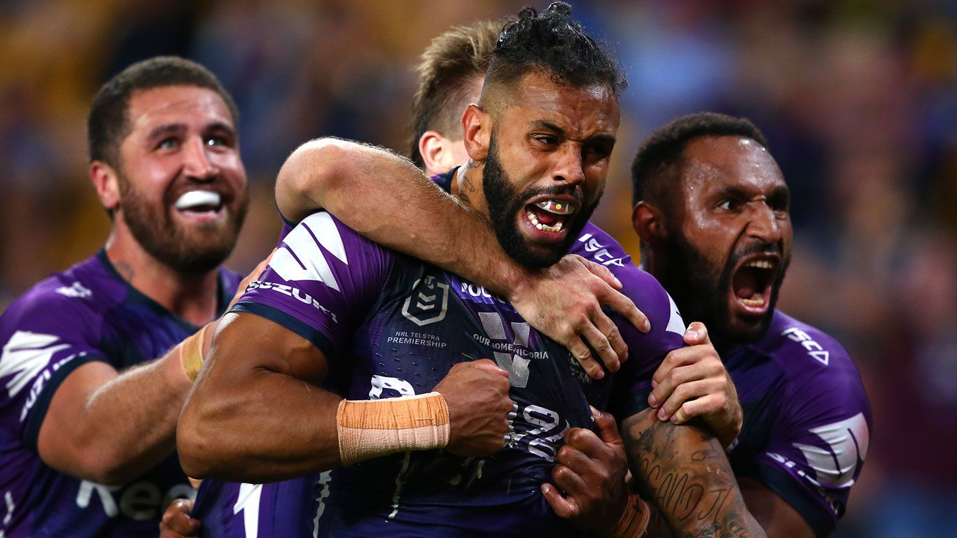 EXCLUSIVE: Melbourne Storm still lack extra gear for finals success, Phil Gould says