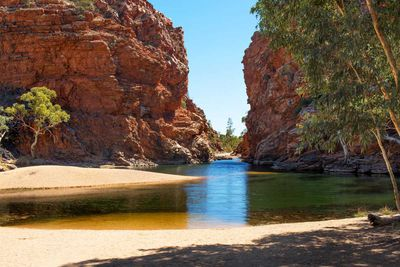 4. Ellery Creek Big Hole, Northern Territory