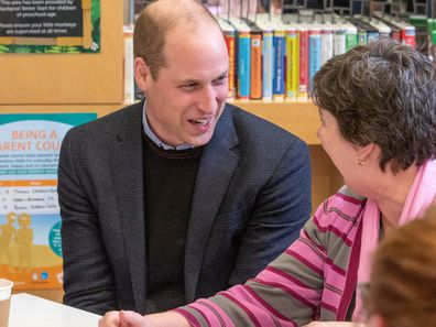 Prince William has reacted in the most down to earth way when a fan called him by his nickname