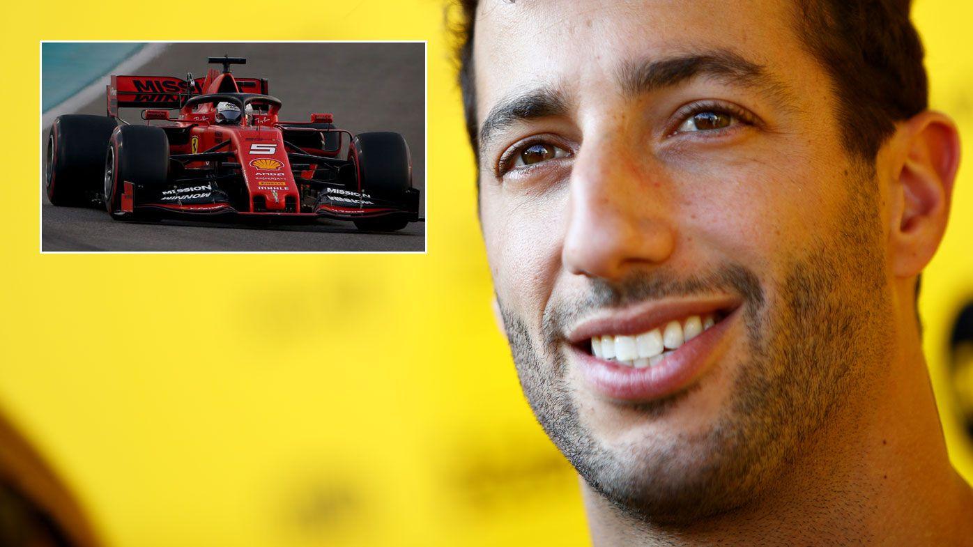 Daniel Ricciardo could land at Ferrari, decades after Alan Jones dudded by F1 team