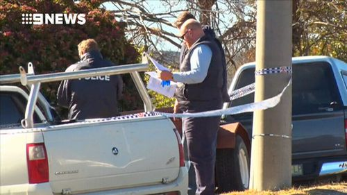 Man found dead after fatal shooting of elderly woman at NSW home