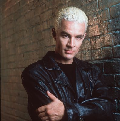 James Marsters stars as Spike stars in Buffy The Vampire Slayer.