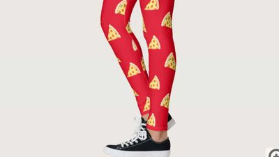 "<strong>Pizza party pants - Leggings</strong>, $87.20, <a href=""https://www.zazzle.com.au/pizza_party_pants_leggings-256810881080823958"" target=""_top"">zazzle.com.au</a>"