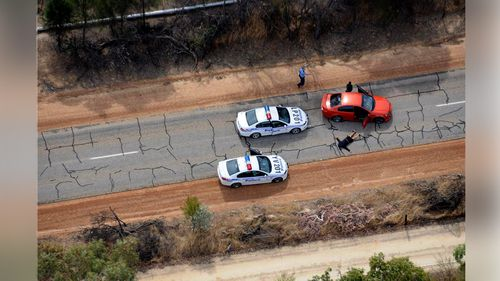Teenagers charged after high-speed WA car chase ends with arrests