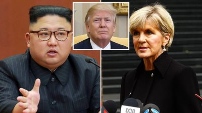 North Korea pleads with Australia to 'ditch Trump'
