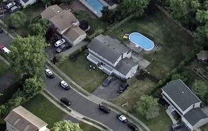 US girl, 8, mother and grandfather found in New Jersey backyard pool died of accidental drowning