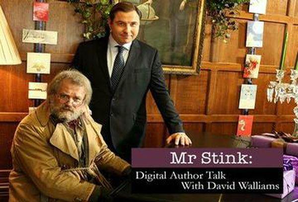 Mr Stink: Digital Author Talk With David Walliams