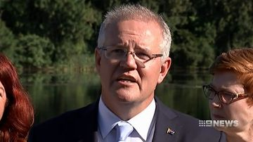 Tomorrow, Scott Morrison will announce $328 million to help victims of domestic violence.