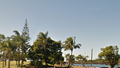 A man's body has been found in a sleeping bag at Jack Evens Boat Harbour Park in Tweed Heads.