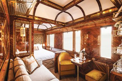 Venice Simplon-Orient-Express -- London, England to Venice, Italy