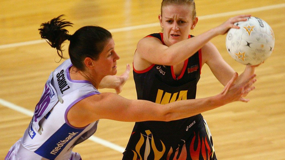 Queensland Firebirds too good for Adelaide Thunderbirds in Super Netball