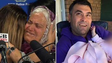 The family of a father murdered near Mt Druitt have made a heartbreaking appeal for information.