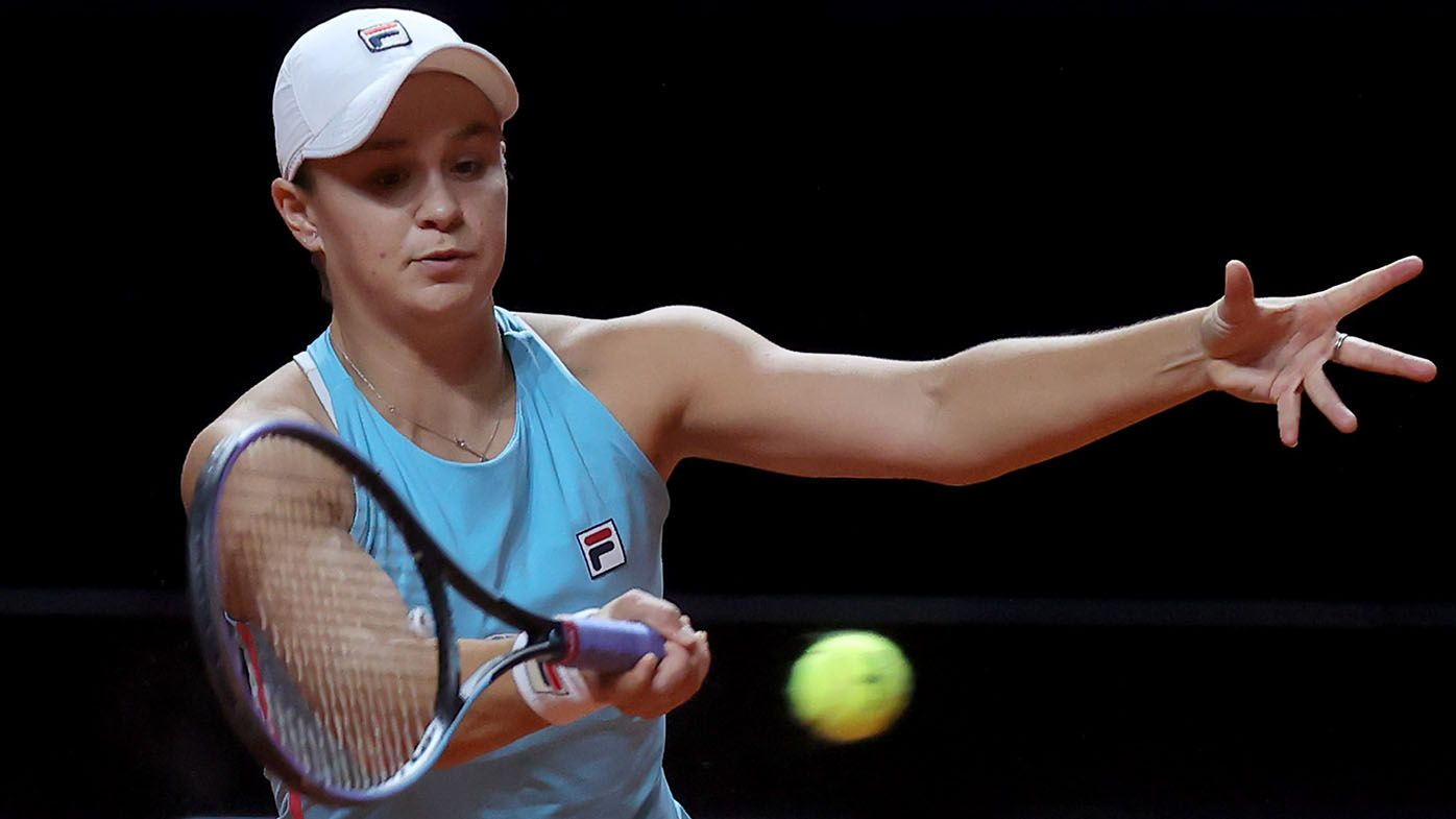 Ash Barty's ruthless response to doubts over legitimacy of world No.1 ranking