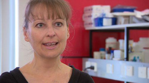 Associate Professor Simone Schoenwaelder, Heart Research Institute's lead group investigator.