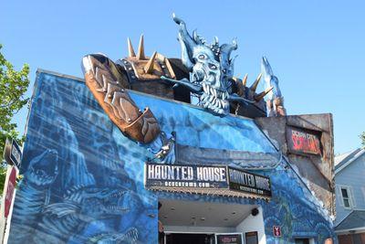 <strong>12. Ocean City Screams Haunted House -Ocean City, Maryland</strong>
