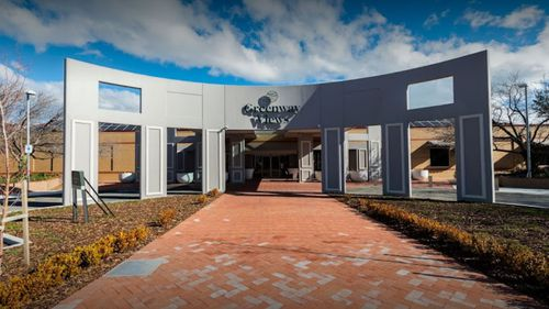 A worker at the Greenway Views Village aged care home has tested positive to COVID-19.