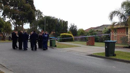 Man's body found on Melbourne driveway