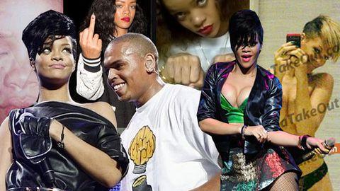In pics: Rihanna's biggest scandals