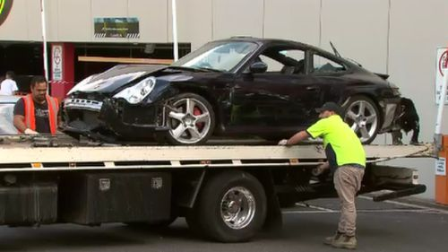 The five cars are worth a combined $334,000. (9NEWS)
